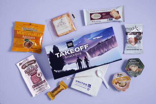United Expands Beer, Wine and Snacks to Nearly All Flights Over Two Hours