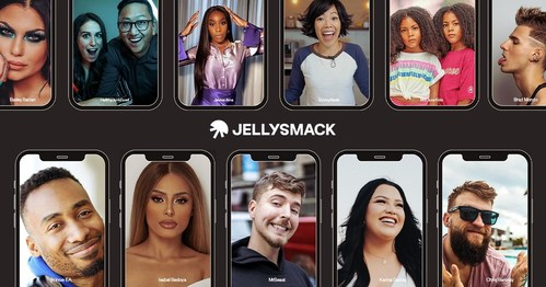 Jellysmack Confirms Series C Investment from SoftBank Vision Fund 2