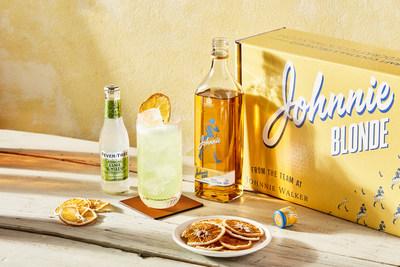 Johnnie Blonde Citrus Fizz Sourced Cocktail Kit