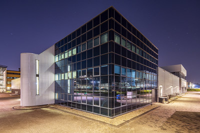 Digital Realty's Amstel Business Park data center in Amsterdam. Picture credit: Roel Backaert