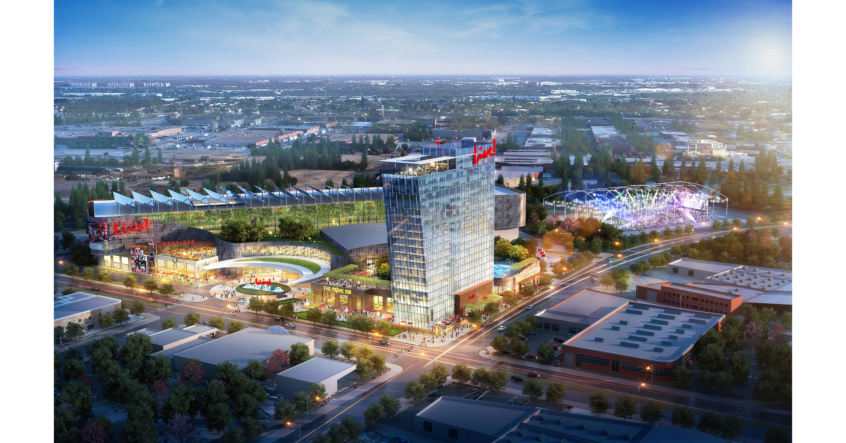 Live! Casino & Hotel Richmond Reaches One of the Largest Minority Equity Investments in Virginia's History
