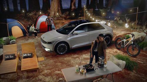 2022 Hyundai IONIQ 5 Electric CUV North American Virtual Premiere on May 24