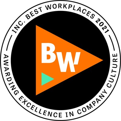 EverHive earns prestigious Inc Magazine Best Workplaces national recognition.