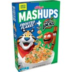 Kellogg's® MASHUPS™ Cereal Returns with an All-New Tasty Combo of ...