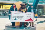 Mountain America Credit Union's 3-Point Shot Program Donates...