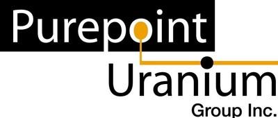 Purepoint Uranium Group Inc. Logo (CNW Group/Purepoint Uranium Group Inc.)