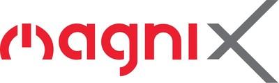 magniX logo.