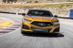 El Acura TLX Type S 2021 hará su debut en público en la carrera Acura Sports Car Challenge IMSA en Mid-Ohio
