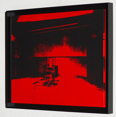 © 2021 The Andy Warhol Foundation for the Visual Arts, Inc. / Licensed by Artists Rights Society (ARS), New York