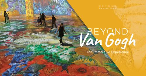 BEYOND VAN GOGH: THE IMMERSIVE EXPERIENCE, COMING SOON TO BIRMINGHAM www.vangoghbirmingham.com (CNW Group/Beyond Exhibitions)
