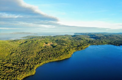 The beauty of Chiloé Island, Chile, hub of this years Trees & Seas. Photo: Cesar Gallardo