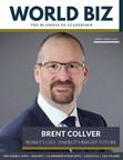 World Biz Magazine New Issue (Q2-2021) - Romet's Brent Collver On The Cover