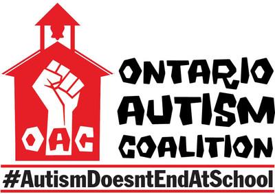 #AutismDoesntEndAtSchool (CNW Group/Giant Steps)