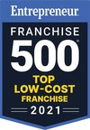 Mathnasium Named 2021 Top Low-Cost Franchise by Entrepreneur...