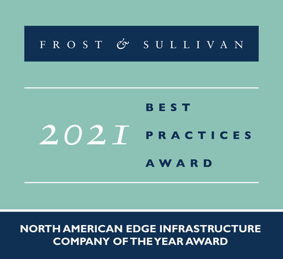 2021 North American Edge Infrastructure Company of the Year Award