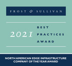Frost & Sullivan Recognizes Stratus as 2021 North American Company of the Year for Edge Infrastructure