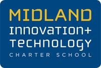 Midland Innovation + Technology Charter School - official logo (PRNewsfoto/Lincoln Park Performing Arts Center)