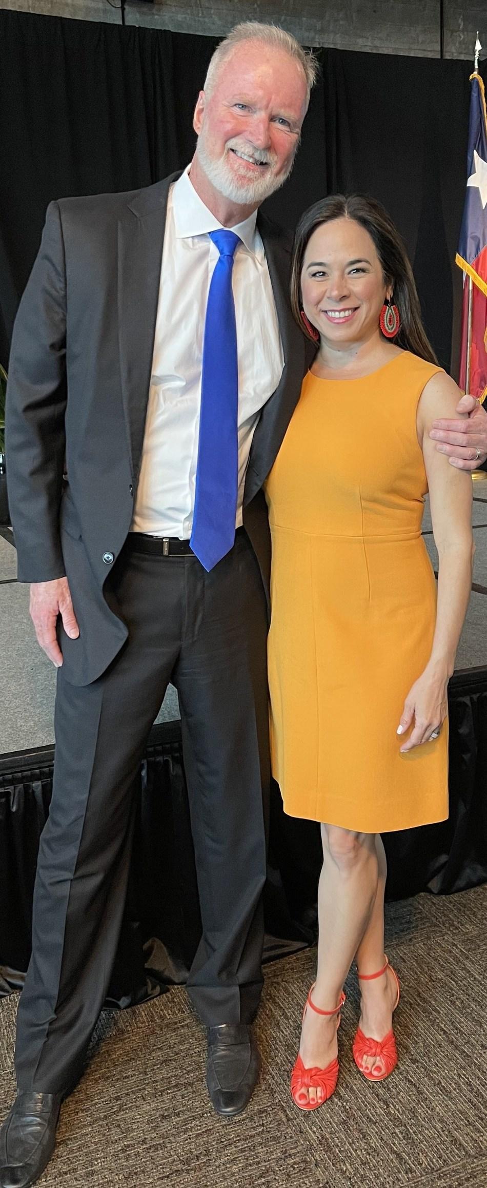 Bob Hilliard and Catherine Hilliard
