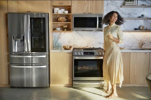 LG InstaView Kitchen Suite