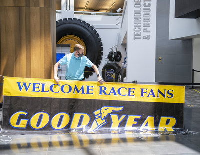 Goodyear Inspires Students With Its 22nd Annual STEM Career DayGoodyear Inspires Students With Its 22nd Annual STEM Career Day