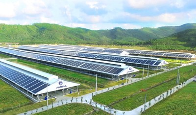 Solar power will be deployed on Vinamilk eco-friendly farming system