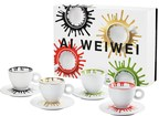 illycaffè launches the new illy Art Collection by Ai Weiwei...