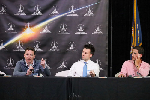 John Zutter (CEO of Employer Direct Healthcare), Lee Lewis (CSO of Health Transformation Alliance) and Dan Perez (CEO of Hinge Health) engage in a roundtable discussion at the Inaugural Florida Health, Education and Innovation Summit.