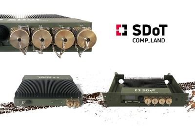 Uni- and Bi-directional Tactical Cross Domain Solution SDoT COMP-LAND