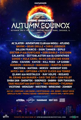 Spring Awakening Music Festival 2021