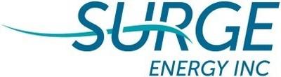 Surge Energy Inc. Logo (CNW Group/Surge Energy Inc.)