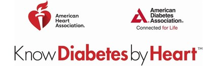 Know Diabetes by Heart™ is a joint initiative of the American Heart Association and American Diabetes Association that helps people with diabetes, their loved ones and the health professionals who care for them manage the link between diabetes and cardiovascular disease, such as heart attacks, strokes and heart failure.