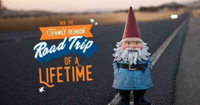 Travelocity and Thrifty Car Rental take family reunions on the road with Road Trip of a Lifetime Contest.