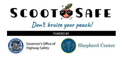 Scoot Safe Campaign Logo (PRNewsfoto/Shepherd Center, Inc.)
