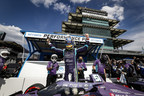 Pole for Grosjean, Honda at GMR Grand Prix of Indianapolis