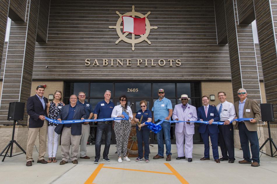 Ribbon Cutting Sabine Pilots Association unveils new Headquarters