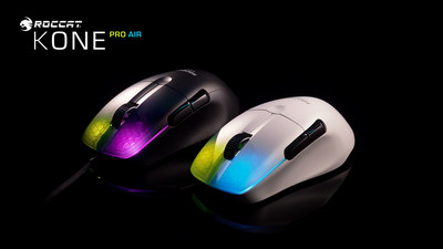 The All-new Kone Pro PC Gaming Mice – ROCCAT's Most  Pre-ordered Product Ever – Now Available Worldwide