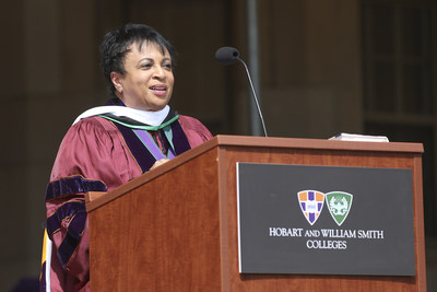 Librarian of Congress Carla Hayden at Hobart and William Smith Colleges