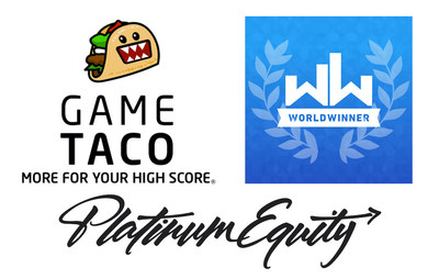 Backed by Platinum Equity and media executive David Nathanson, Game Taco, a premier skill-based mobile platform that enables gamers to compete for fun and cash prizes, has entered into an agreement to acquire WorldWinner, a pioneer in skill-based offerings, it was announced today.