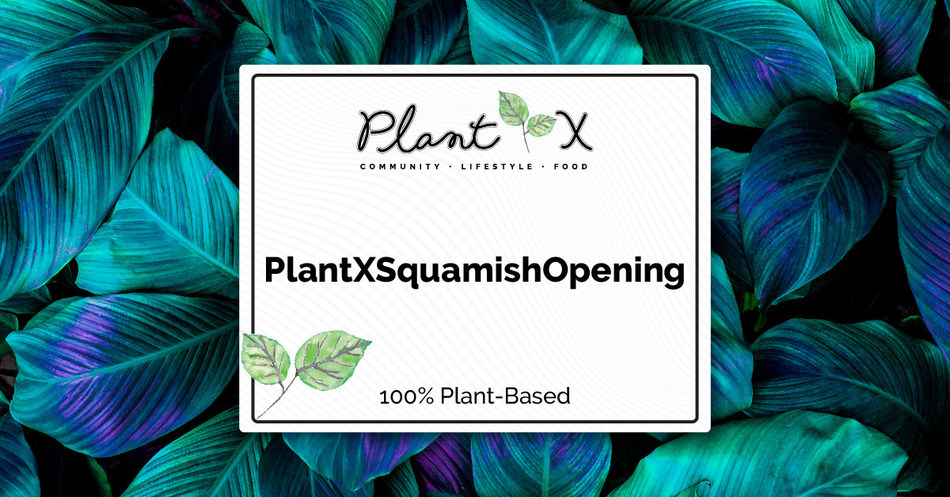 PlantX Opens Canadian Brick-and-Mortar Flagship Store (CNW Group/PlantX Life Inc.)