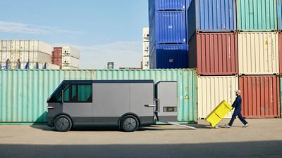 Canoo Multi Purpose Delivery Vehicle