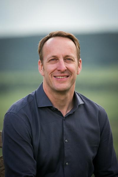 Jason Martin, COO, Signant Health (PRNewsfoto/Signant Health)