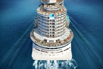 For the first time, the Cruise Line relocated all 107 Haven suites to the aft, providing endless ocean views and even more exclusivity. Nearly 20 percent of bookings are for The Haven suites, indicating the desire for top-of-the-line experiences.
