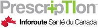 PrescripTIon/Inforoute Santé du Canada (Groupe CNW/Inforoute Santé du Canada)