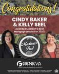 Geneva Financial Awarded Madison, Indiana's Best Mortgage Lender of 2020