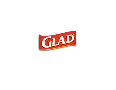 Glad Logo (PRNewsfoto/The Clorox Company)