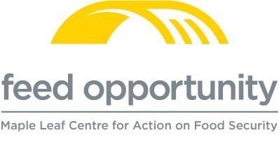 Maple Leaf Centre for Action on Food Security Logo (CNW Group/The Maple Leaf Centre For Action On Food Security)