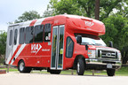 New VIA Vans Improve Experience for Disabled, Elderly Riders