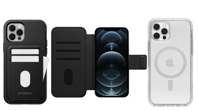 All OtterBox accessories designed for MagSafe pair perfectly with OtterBox cases for iPhone 12 models.