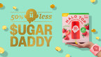 """Halo Top® Wants to Be Fitness Fans' """"50% Less Sugar Daddy""""..."""