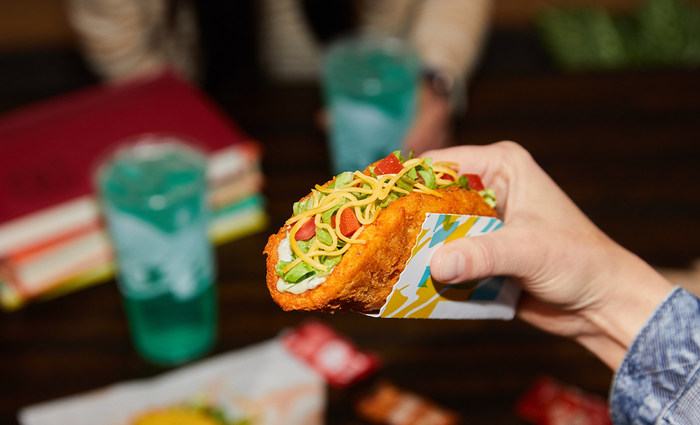 Fans Rejoice As Taco Bell® Brings Back The Naked Chicken Chalupa To Disrupt The Chicken Wars On May 20